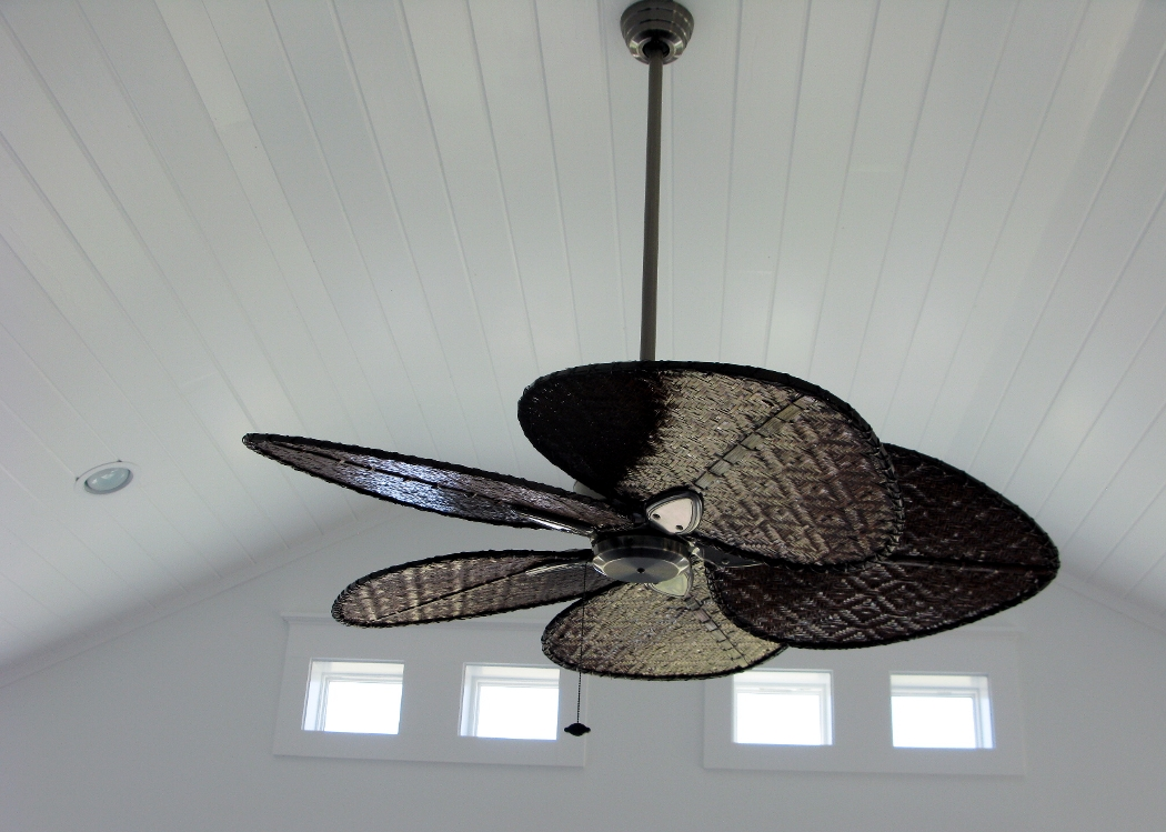 best installs ever vintage ceiling fans com forums. Black Bedroom Furniture Sets. Home Design Ideas