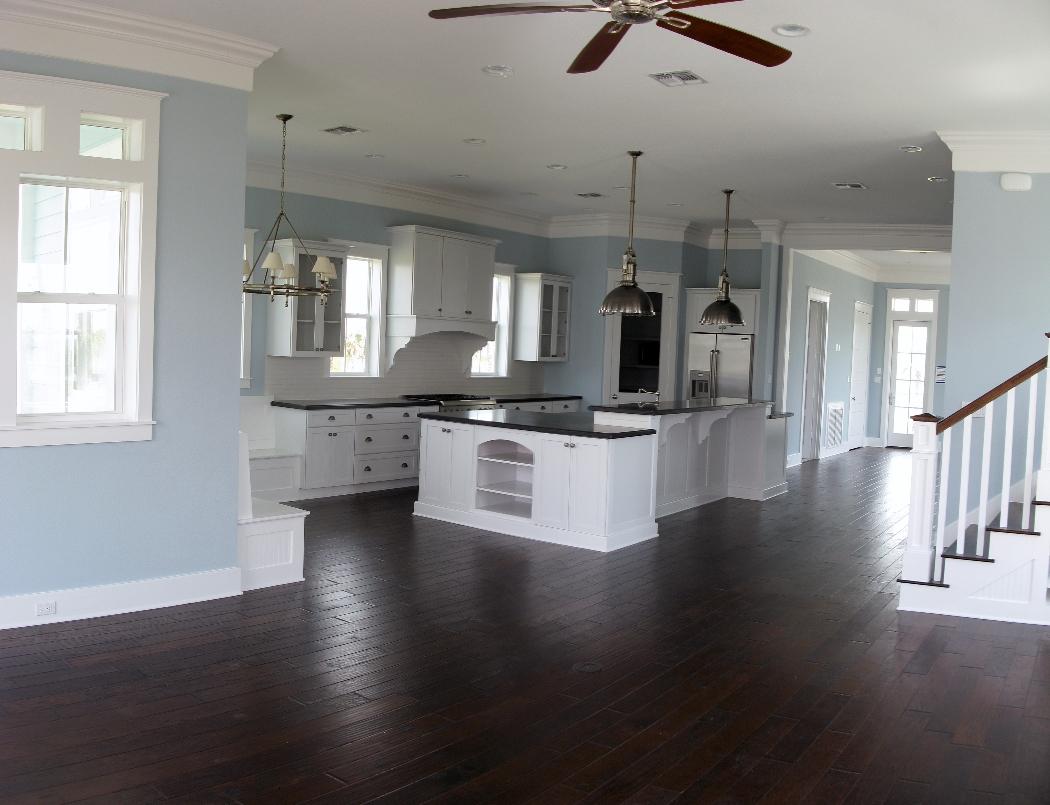 Wide Open Floorplans | Beachtown Dream Home